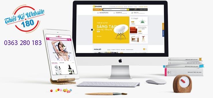 Lợi ích khi dùng dịch vụ thiết kế web