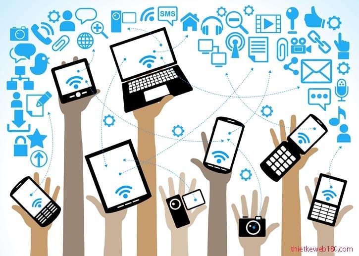 Lợi ích khi sử dụng website bán hàng online