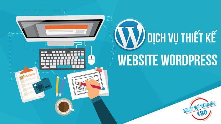 Thiết kế web wordpress giá rẻ