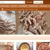 mẫu website bán rèm cửa TKW240