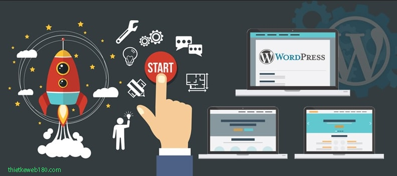 Vì sao nên làm web blog với wordpress