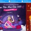 Mẫu website thương mại điện tử TKW242