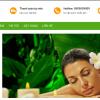 mẫu website dược phẩm TKW251