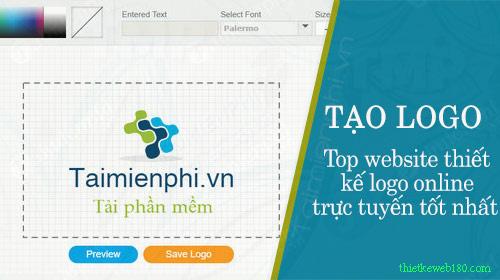 Cách làm logo trên web
