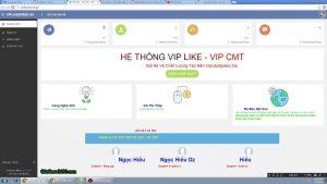 cách làm web viplike