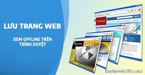 Cách làm web offline như thế nào?