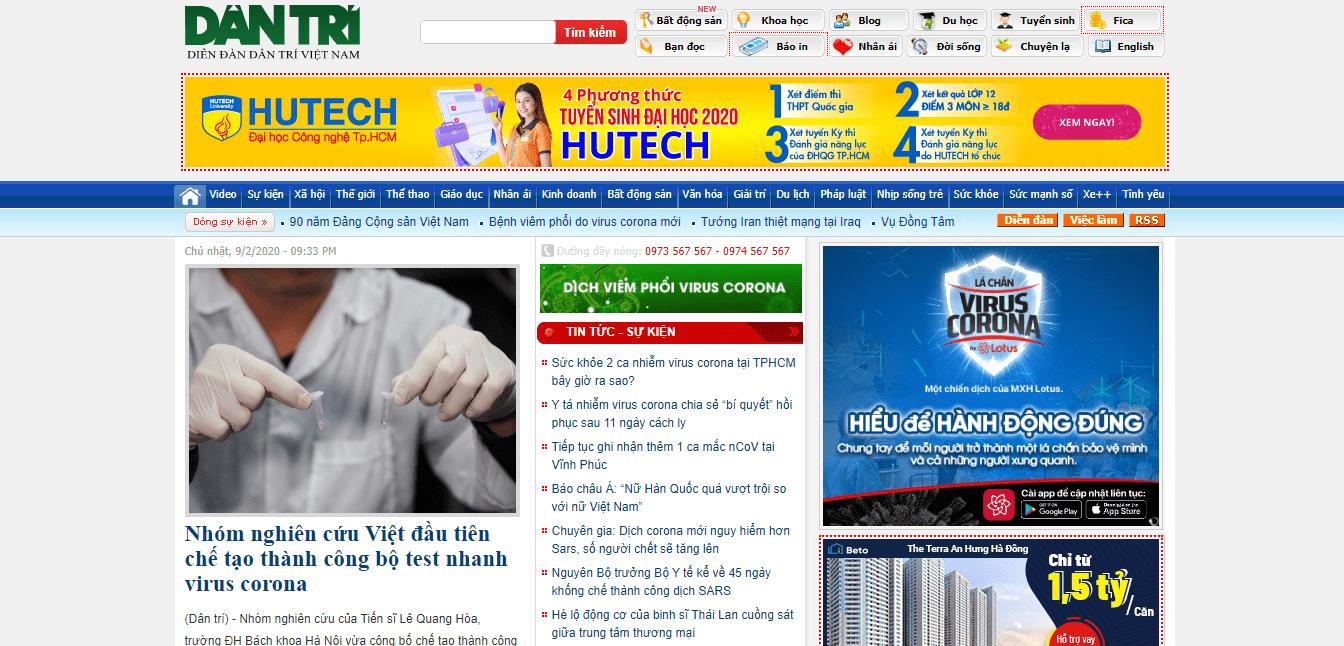 Vì sao cần làm trang web tin tức?