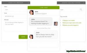 Đặc điểm nổi bật của tính năng chat của web-min