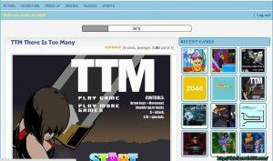 Cách làm web game flash bằng wordpress đơn giản