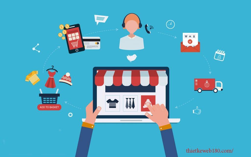 Vì sao nên có một web bán hàng?