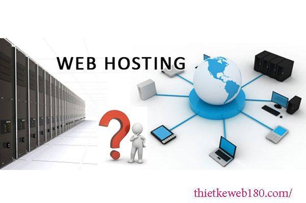 Web host là gì?