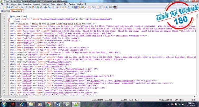 Cách làm trang web cá nhân bằng html đơn giản nhất
