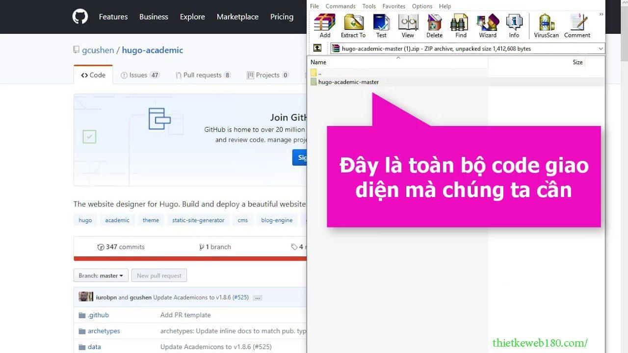 Cách làm trang web cá nhân bằng html