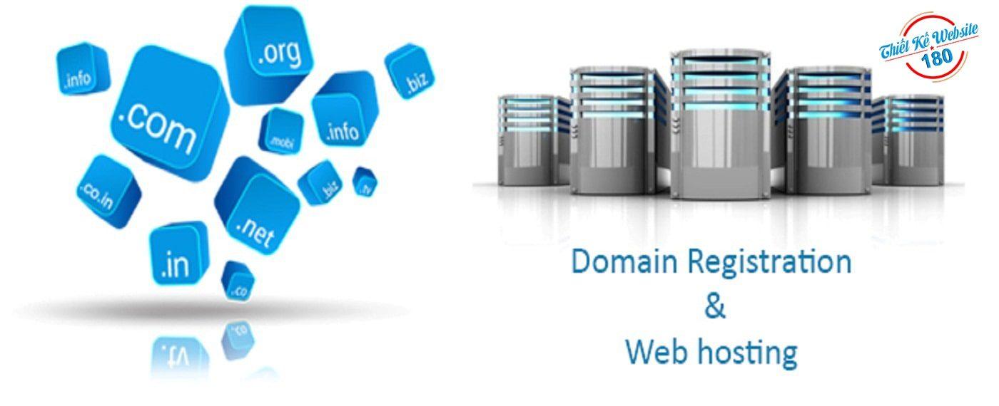 Hướng dẫn làm 1 website đơn giản - Tên miền và hosting