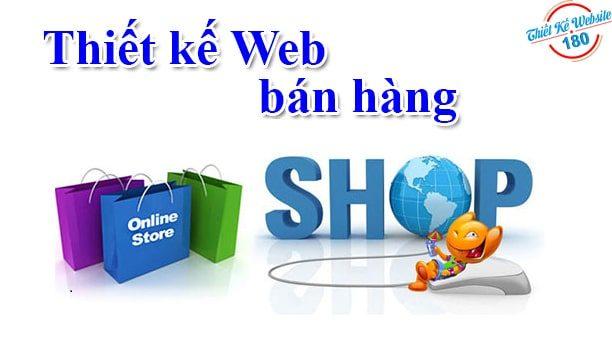 Cần làm website bán hàng