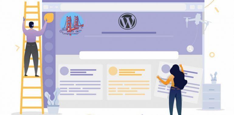 Học làm website bằng wordpress