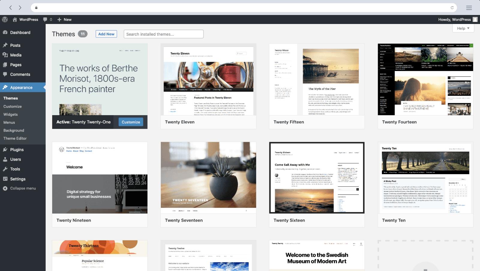 Tự làm website chuyên nghiệp với wordpress