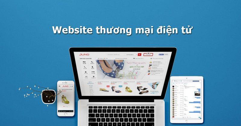 Chi phí thiết kế website thương mại điện tử